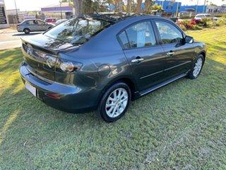 2008 Mazda 3 BK10F2 Maxx Sport Grey 4 Speed Sports Automatic Sedan