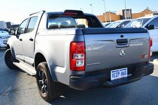2015 Holden Colorado RG MY16 Z71 Crew Cab Grey 6 Speed Sports Automatic Utility.
