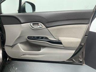 2012 Honda Civic 9th Gen VTi-L Urban Titanium 5 Speed Sports Automatic Sedan