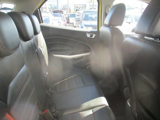 2013 Ford Ecosport BK Titanium 1.5 Yellow 6 Speed Direct Shift Wagon