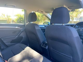 2017 Volkswagen Golf 7.5 MY18 110TSI DSG Comfortline Pure White 7 Speed Sports Automatic Dual Clutch