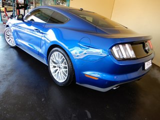 2016 Ford Mustang FM MY17 Fastback GT 5.0 V8 Blue 6 Speed Automatic Coupe.