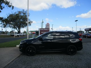 2020 Holden Equinox EQ MY20 Black Edition FWD Black 6 Speed Sports Automatic Wagon.