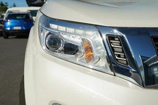 2018 Nissan Navara D23 S3 ST-X 4x2 White 7 Speed Sports Automatic Utility.