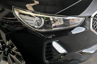 2017 Hyundai i30 PD MY18 SR D-CT Black 7 Speed Sports Automatic Dual Clutch Hatchback.