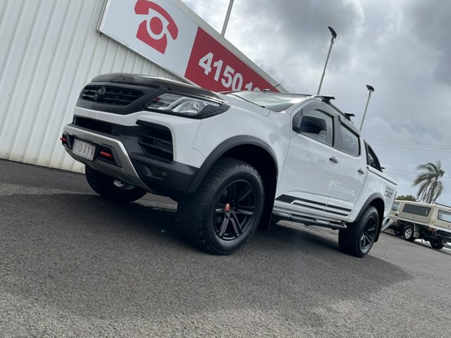 Used Holden Special Vehicles Colorado RG MY18 SportsCat Pickup Crew Cab Bundaberg, 2018 Holden Special Vehicles Colorado RG MY18 SportsCat Pickup Crew Cab 6 Speed Sports Automatic