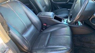 2002 Mercedes-Benz ML270 CDI W163 Luxury (4x4) Silver 5 Speed Auto Tipshift Wagon