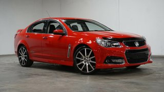 2014 Holden Commodore VF MY14 SS V Red 6 Speed Sports Automatic Sedan.