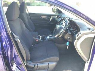 2014 Nissan Qashqai J11 ST Blue 1 Speed Constant Variable Wagon