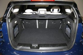 2018 Mini Clubman F54 Cooper S Steptronic Navy Blue 8 Speed Sports Automatic Wagon