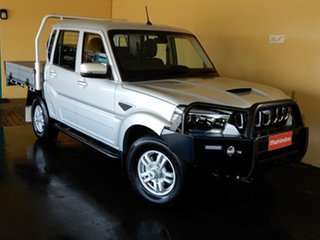 2021 Mahindra Pik-Up MY20 4WD S10+ Silver 6 Speed Manual Dual Cab Utility