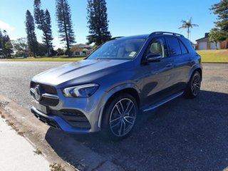 2021 Mercedes-Benz GLE-Class V167 801+051MY GLE450 9G-Tronic 4MATIC Selenite Grey 9 Speed.