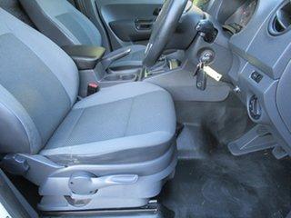 2012 Volkswagen Amarok 2H MY13 TDI400 4Mot White 6 Speed Manual Utility