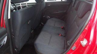 2012 Suzuki Swift FZ GL Red 4 Speed Automatic Hatchback