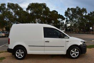 2017 Volkswagen Caddy 2KN MY18 TDI250 Crewvan Maxi DSG White 6 Speed Sports Automatic Dual Clutch.