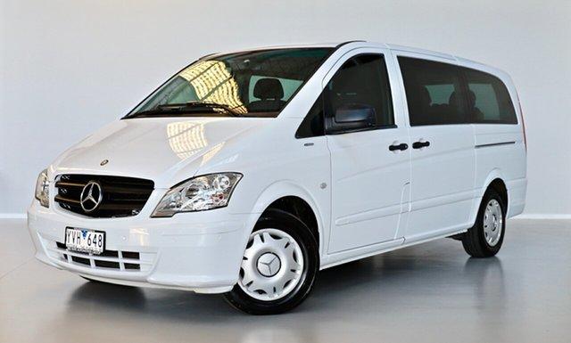 Used Mercedes-Benz Vito 639 MY11 113CDI Thomastown, 2012 Mercedes-Benz Vito 639 MY11 113CDI White 5 Speed Automatic Wagon