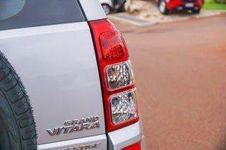2010 Suzuki Grand Vitara JB MY09 Prestige Silver 4 Speed Automatic Wagon