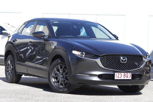 Demo Mazda CX-30 DM2W7A G20 SKYACTIV-Drive Evolve Bundamba, CX-30 B 6AUTO WAGON G20 EVOLVE