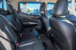 2016 Nissan Navara D23 ST-X Silver 7 Speed Sports Automatic Utility