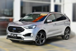 2019 Ford Endura CA 2019MY ST-Line Silver 8 Speed Sports Automatic Wagon.