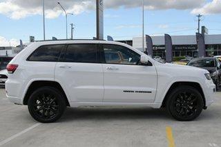 2020 Jeep Grand Cherokee WK MY20 Night Eagle White 8 Speed Sports Automatic Wagon.