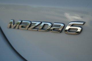 2014 Mazda 6 GJ1031 MY14 Touring SKYACTIV-Drive White 6 Speed Sports Automatic Sedan