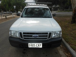 2006 Ford Courier PH (Upgrade) GL 4x2 White 5 Speed Manual Cab Chassis