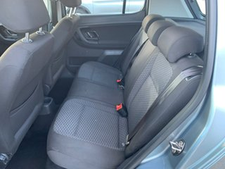 2012 Skoda Fabia 5JF 77TSI Grey 5 Speed Manual Hatchback