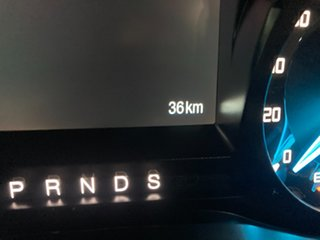 2021 Ford Ranger PX MkIII XLS Blue Lightning 6 Speed Automatic