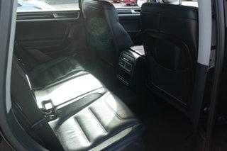 2011 Volkswagen Touareg 7P MY11 V6 TDI Tiptronic 4MOTION Black 8 Speed Sports Automatic Wagon