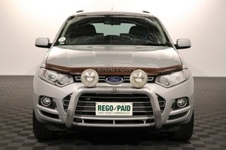 2014 Ford Territory SZ TS Seq Sport Shift Silver 6 speed Automatic Wagon.