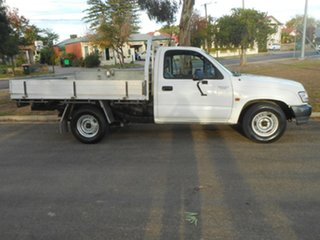 2004 Toyota Hilux RZN147R MY04 Workmate 4x2 5 Speed Manual Cab Chassis.