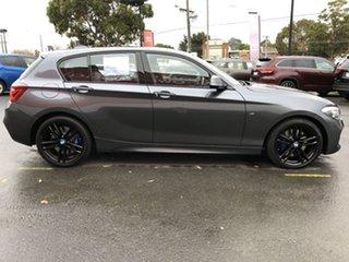 2019 BMW 1 Series F20 LCI-2 125i M Sport Shadow Edition Mineral Grey 8 Speed Sports Automatic.