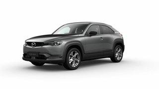 2021 Mazda MX-30 DR2W7A G20e SKYACTIV-Drive Evolve Machine Grey 6 Speed Sports Automatic Wagon