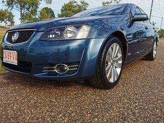2012 Holden Commodore VE II MY12.5 Z Series Blue 6 Speed Sports Automatic Sedan.
