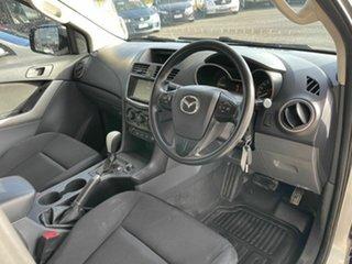 2018 Mazda BT-50 MY18 XT (4x4) Silver 6 Speed Automatic Dual Cab Utility