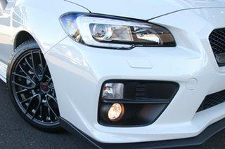 2017 Subaru WRX V1 MY17 Premium Lineartronic AWD White 8 Speed Constant Variable Sedan.