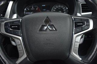 2016 Mitsubishi Pajero Sport QE MY17 Exceed Brown 8 Speed Sports Automatic Wagon