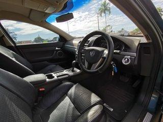 2012 Holden Commodore VE II MY12.5 Z Series Blue 6 Speed Sports Automatic Sedan
