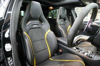 2018 Mercedes-Benz GLA-Class X156 809MY GLA45 AMG SPEEDSHIFT DCT 4MATIC Black 7 Speed
