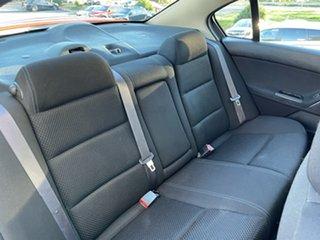 2011 Ford Falcon FG XR6 Orange 6 Speed Sports Automatic Sedan