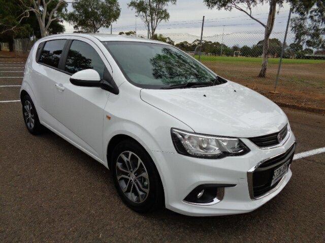 Used Holden Barina TM MY17 LS Elizabeth, 2017 Holden Barina TM MY17 LS White 6 Speed Automatic Hatchback