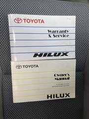 2007 Toyota Hilux KUN26R MY07 SR5 Maroon 4 Speed Automatic Utility