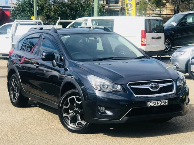 Used Subaru XV G4X MY14 2.0i-S Lineartronic AWD Liverpool, 2014 Subaru XV G4X MY14 2.0i-S Lineartronic AWD Grey 6 Speed Constant Variable Wagon