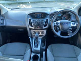 2012 Ford Focus LW MK2 Ambiente Silver 6 Speed Automatic Hatchback