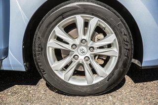 2012 Hyundai i30 GD Elite Blue 6 Speed Sports Automatic Hatchback