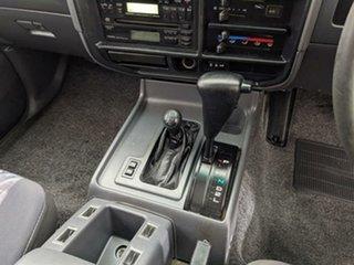 1995 Toyota Landcruiser FZJ80R GXL Gold 4 Speed Automatic Wagon