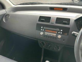 2009 Suzuki Swift EZ 07 Update S Silver 4 Speed Automatic Hatchback