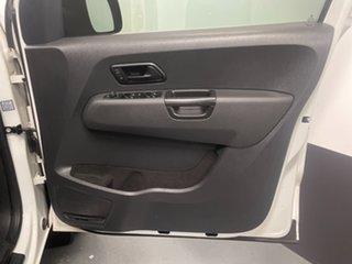 2017 Volkswagen Amarok 2H MY18 TDI400 4MOT Core Candy White 6 Speed Manual Utility