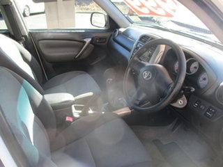 2004 Toyota RAV4 ACA23R CV (4x4) White 5 Speed Manual Wagon